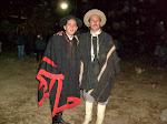 Con Marcelo Marin