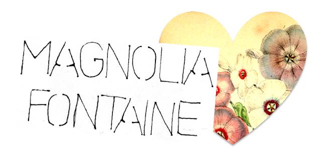 Magnolia Fontaine