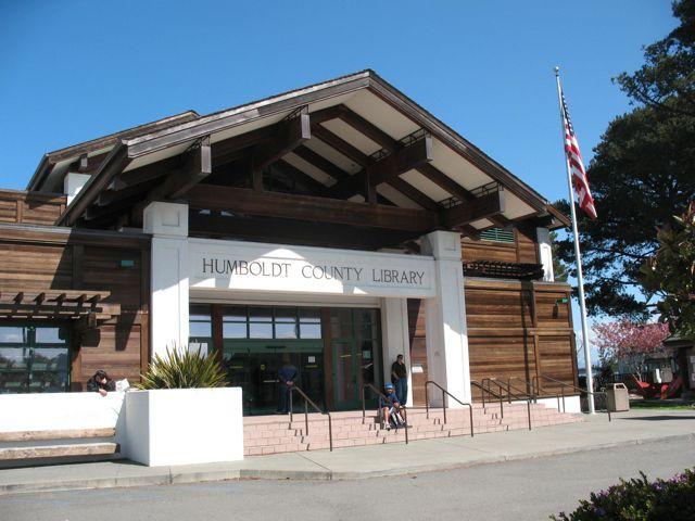 Humboldt County Library, Eureka