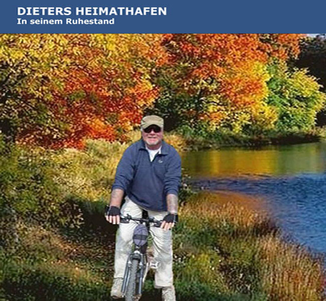 Dieters Heimathafen