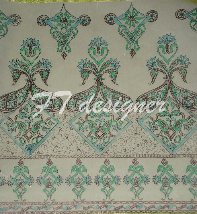 Fashion and textile designer new embroidery designs for Fashion embroidery designs