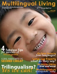 Multilingual Living Magazine