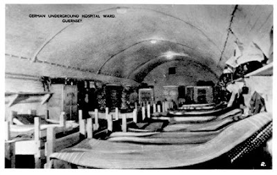 the Guernsey underground hospital