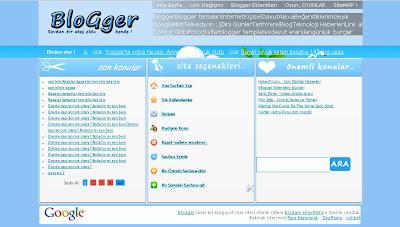 davuterarslan.blogspot.com un yeni tasarımı.