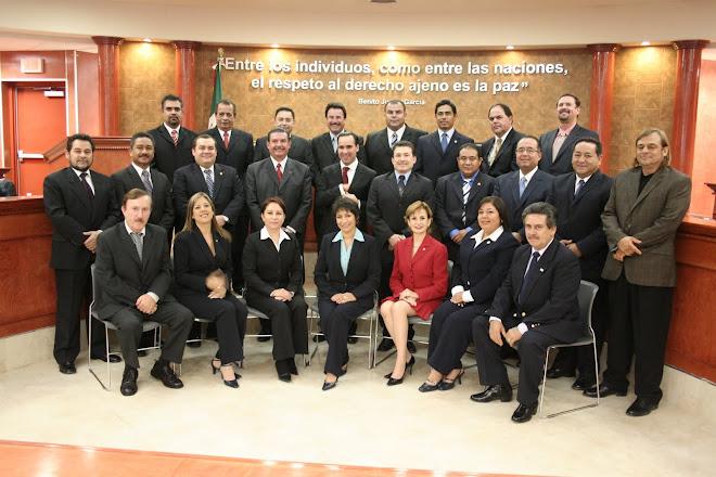 Diputados que integran la XIX Legislatura