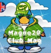 Penguin of the month-Magno20