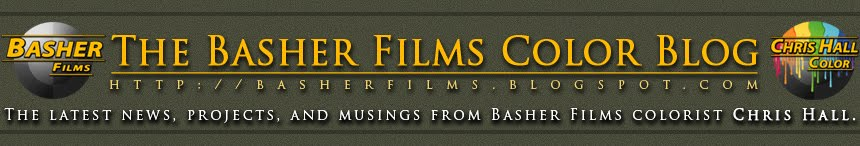 Basher Films Color Correction Blog