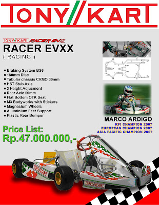 Tony Kart Indonesia