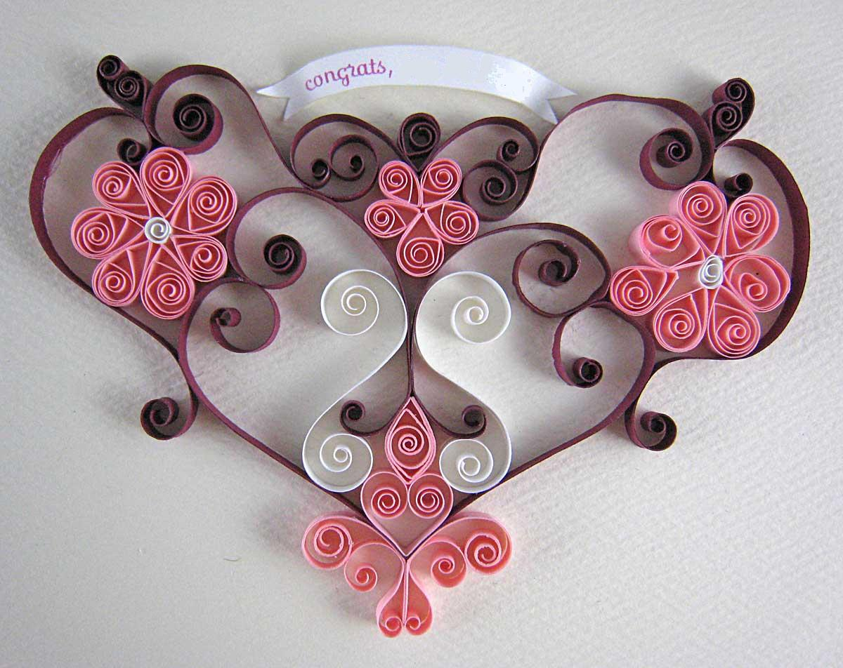 Scribbles quilling art instructions ii for How to quilling art