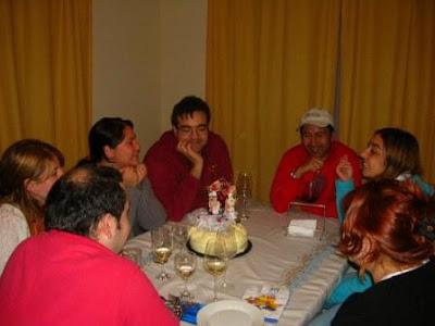 Grupo de amigos HVAC