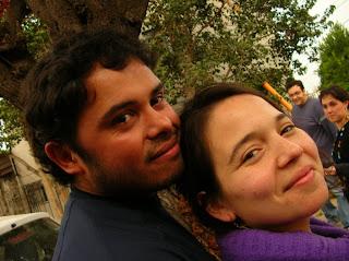 Pame y Martín