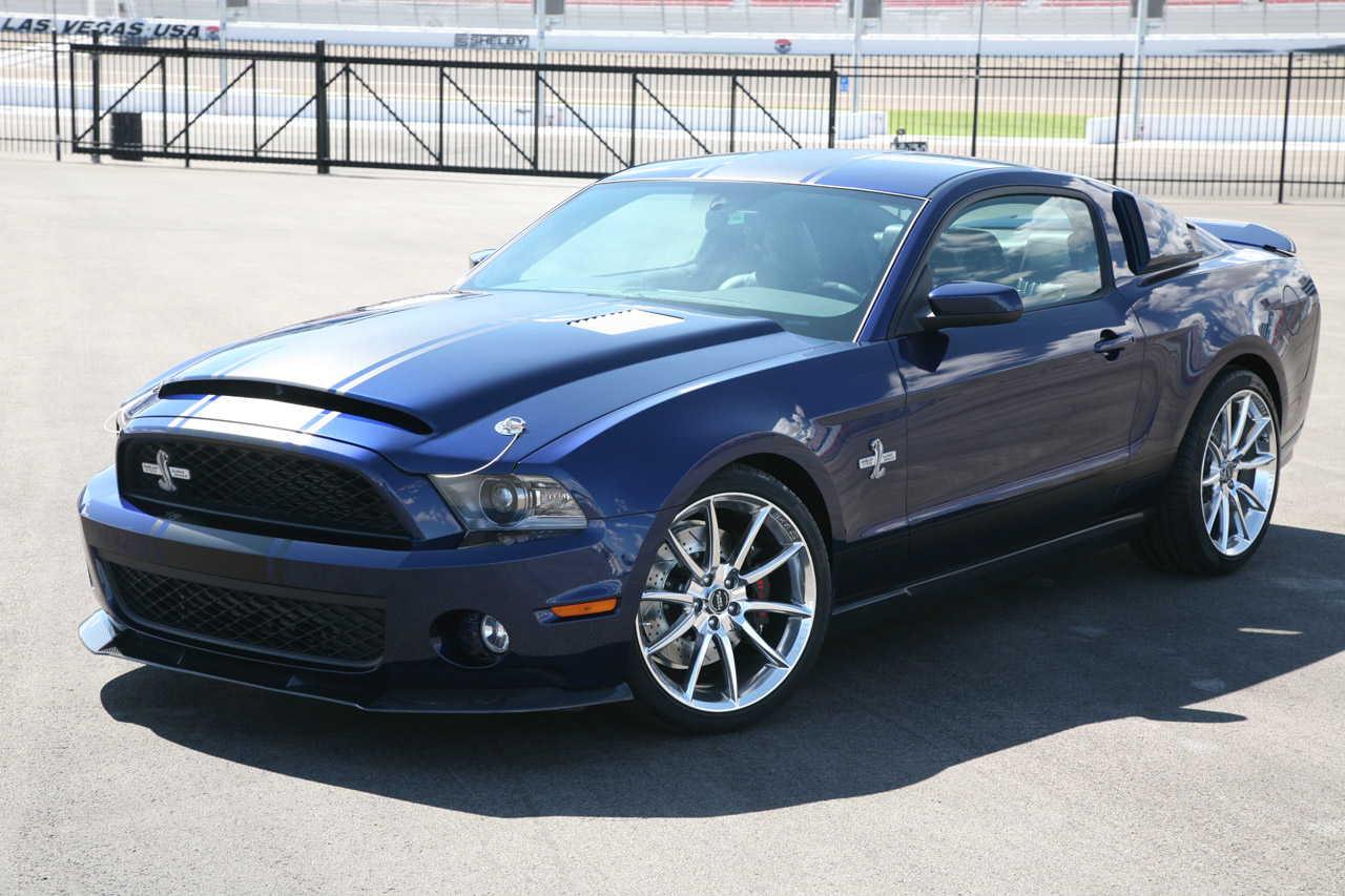 Tuning Ford Mustang GT