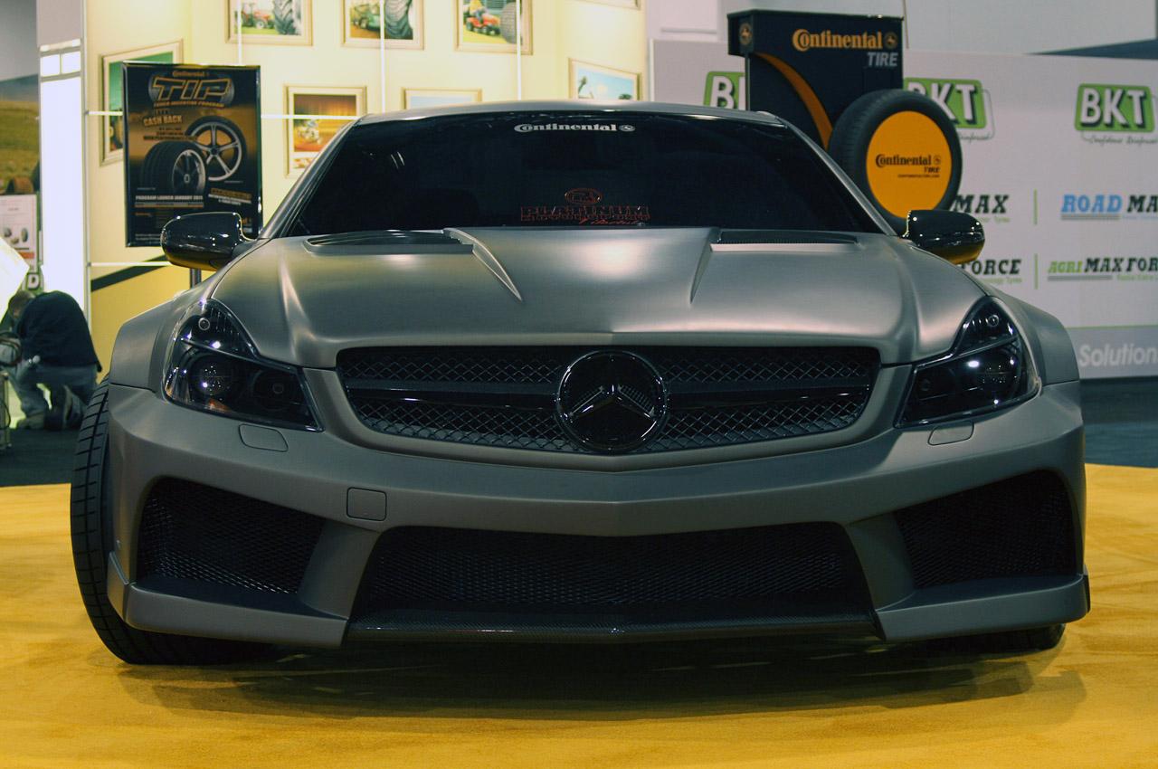 Continental Extremecontact Dw >> SEMA 2010: Platinum Motorsports SL65 AMG ~ Тюнинг Авто новости от Tuninger Blog