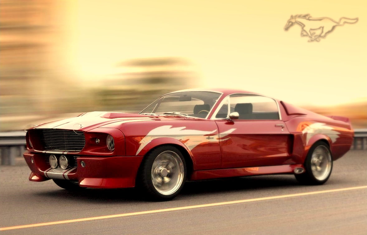 1967 Shelby G.T.500
