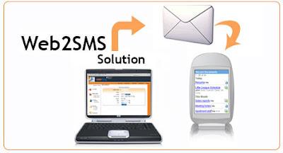 Free Web 2 sms