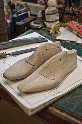 Bespoke shoes at Cleverley: Part 4
