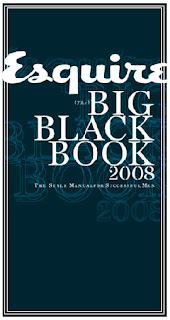 Ah, the Esquire Big Black Book