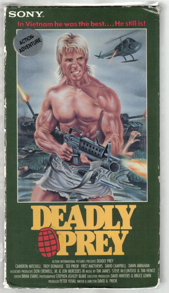Presa Mortal 1987/ Pelicula completa en español latino ...