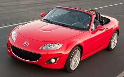 2010 Mazda Miata Pr F
