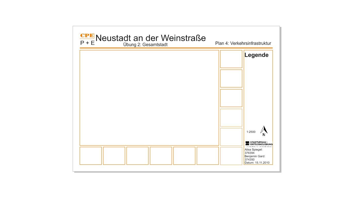 a.spiegel: Stadtanalyse - Ü2 Gesamtstadt - Coral Draw