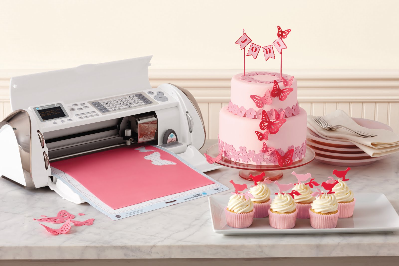 Cricut cake machine cartridges
