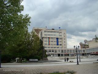 Златоград-център