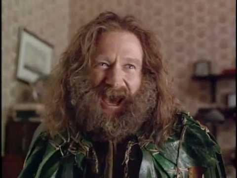 Robin Williams Jumanji Oh My Godot: .... the ...