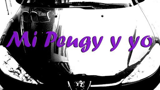 Mi Peugy y yo