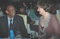 Venerating Kagame: The UK celebrate the expansion of their influence to Rwanda