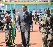 Kagame  political  ambitions triggered the genocide.