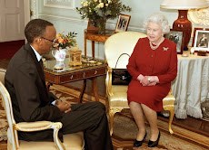 The dictator and war criminal General  Kagame has always enjoyed support from the UK.