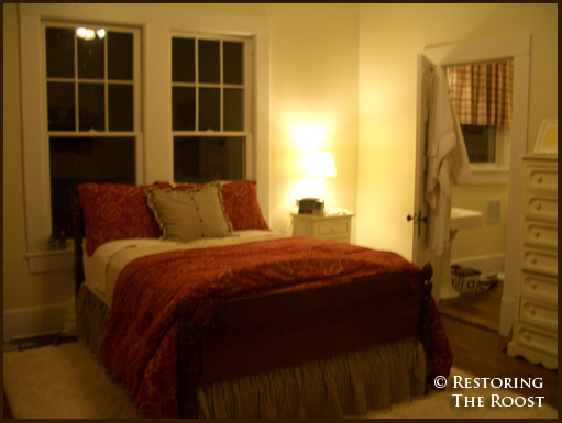 Restoring The Roost Master Bedroom Redo
