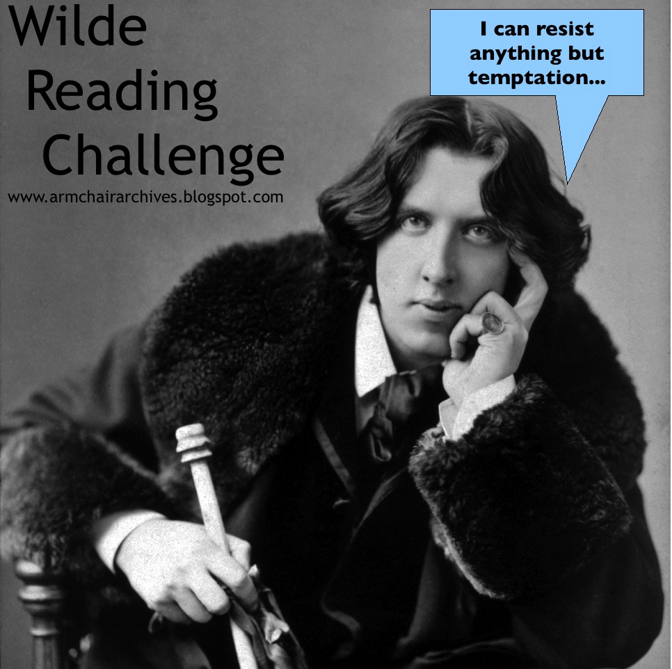 Oscar wilde reading challenge