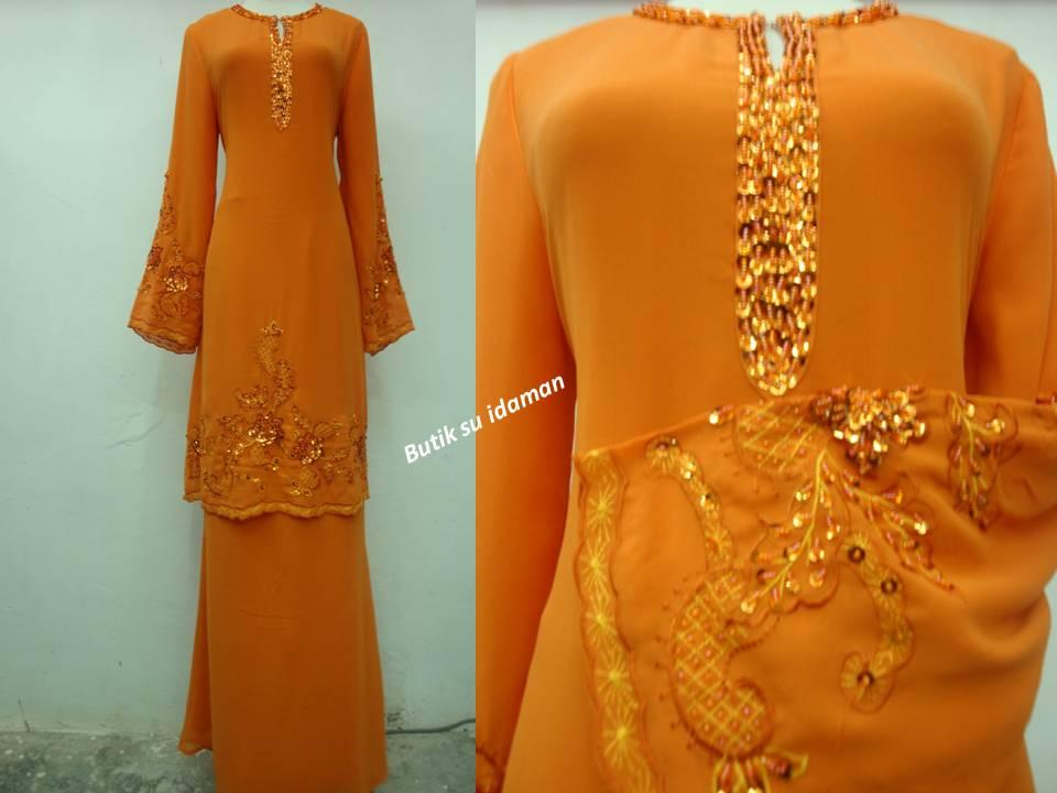Fesyen Baju Kurung Moden Terkini Baju Kurung Moden Seri