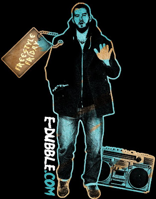 "edubble 5 E Dubble – ""NyQuil"" Freestyle Friday #36"