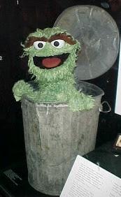 Oskar aus der Sesamstraße