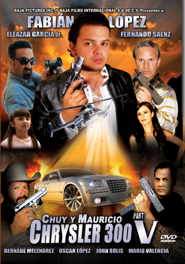 Chuy y Mauricio 5 - El crysler 300 [parte 5 - 2010 ]