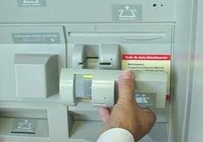 Hacking ATM