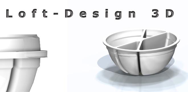 Loft - Design 3D