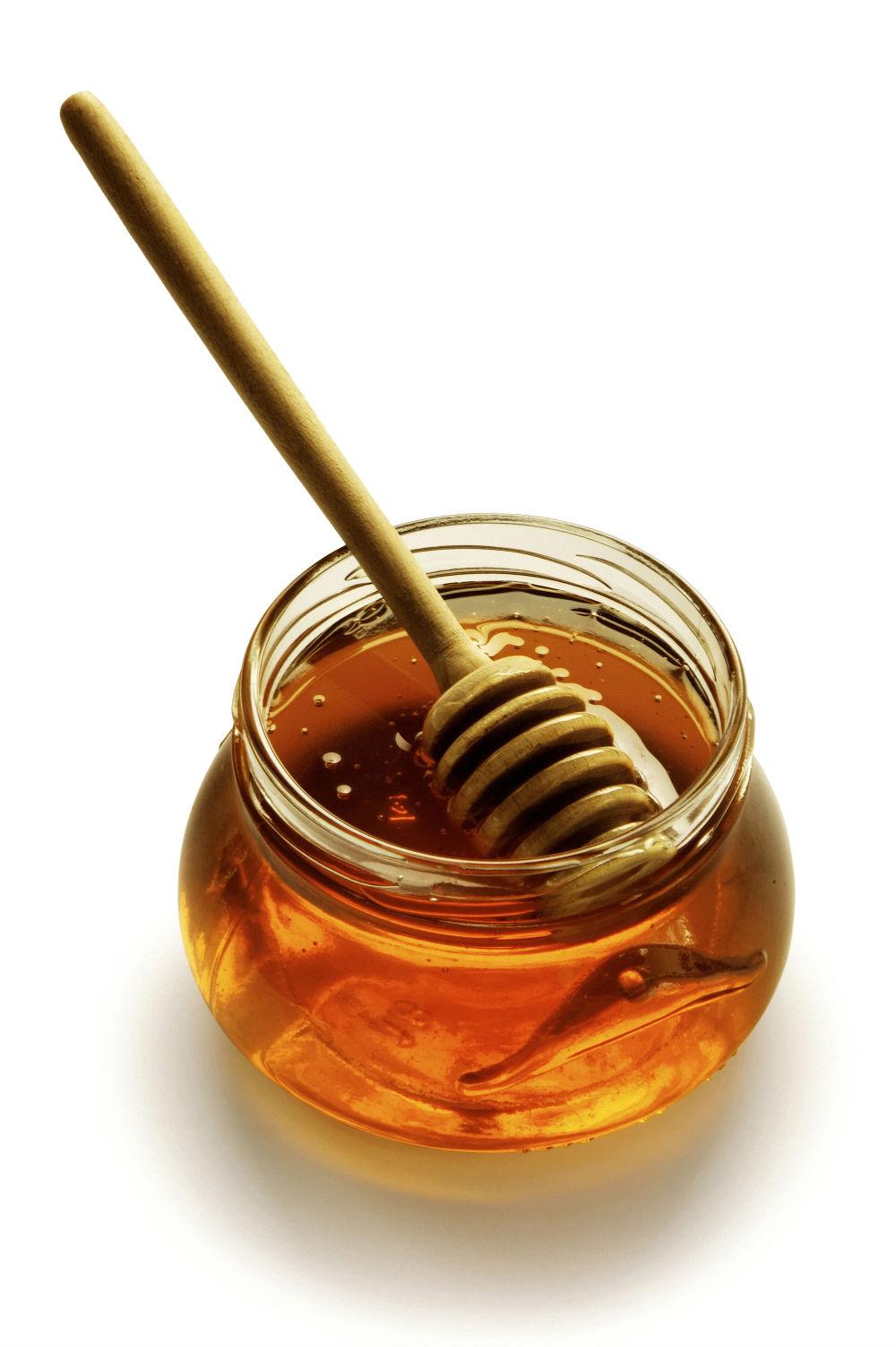 med je prirodni ovlaživač što znači da privlači i zadržava vlagu ...