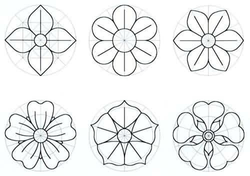 Felt Flower Patterns