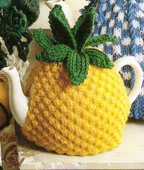 Slip Slip Knit » Blog Archive » India Tea & Cozy