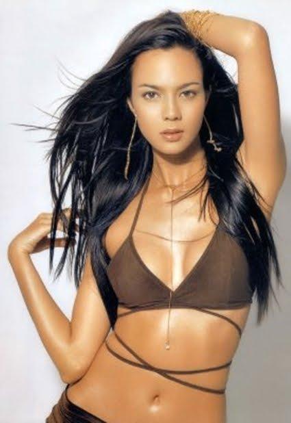 Bodybuilder hot sexy asian women
