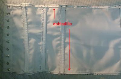 Como hacer un corset