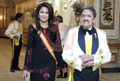 Kenali Adinda Lelaki Sultan Brunei :- 18.07.2010