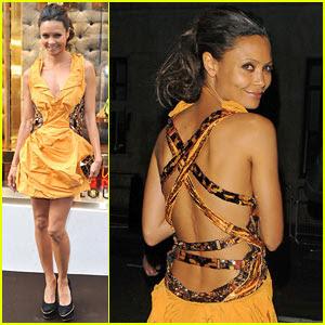 Thandie Newton Is Orange & Sexy