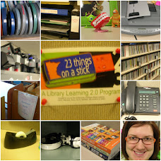 Library Things Mosaic