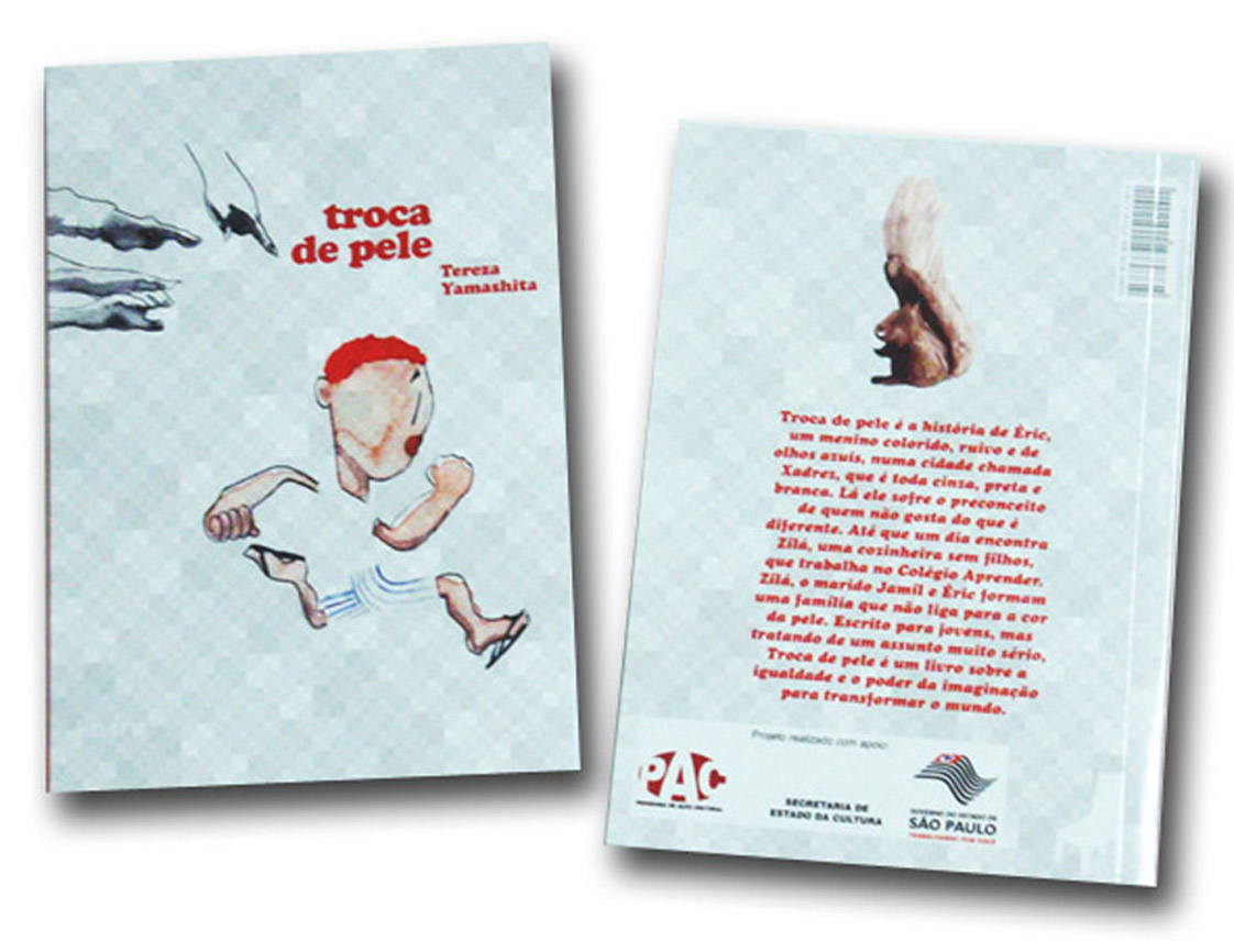 Tereza Yamashita: estréia individual na literatura infanto-juvenil