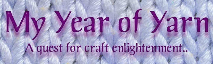My Year of Yarn