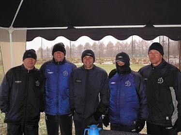 Dinamo de Moscou - Russia